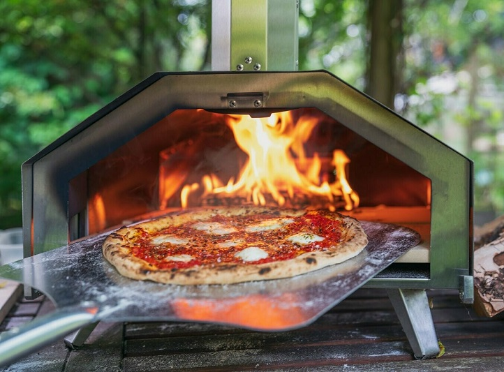 cost of outdoor pizza oven